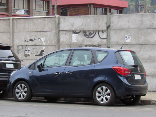 Opel Meriva 120 CH COSMO PACK A Essence