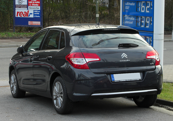 Citroën C4 130 CH COLLECTION Essence