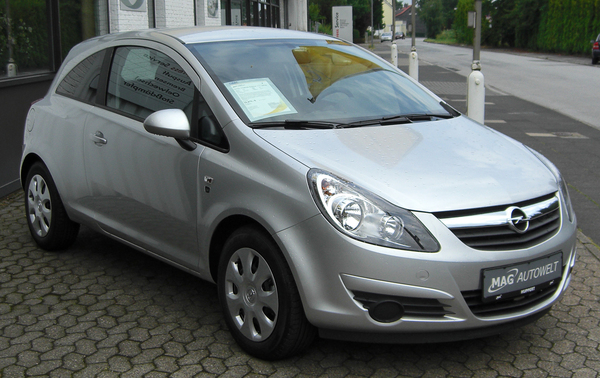 Opel Corsa 100 CH COLOR EDITION Essence