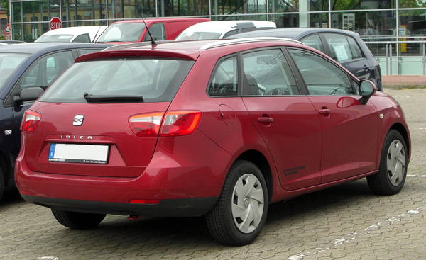 Seat Ibiza ST 90 CH STYLE ITE BUSINESS DSG Diesel
