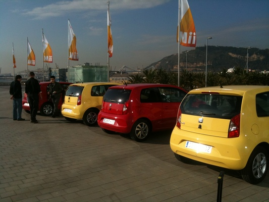 Seat Mii 75 CH STYLE A Essence