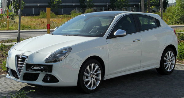 Alfa Romeo Giulietta 170 CH DISTINCTIVE Essence