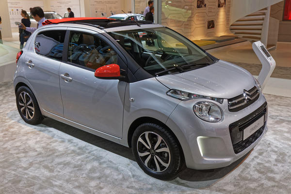 Citroën C1 68 CH FEEL ETG Essence