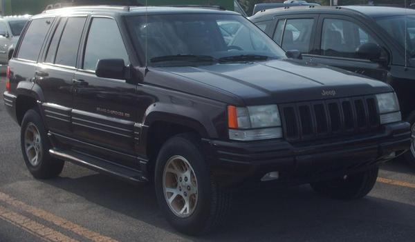 Jeep Grand Cherokee 250 CH LIMITED A Diesel