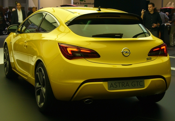 Opel Astra GTC 140 CH SPORT PACK Essence