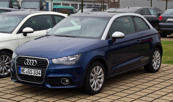 Audi A1 90 CH AMBITION S TRONIC Diesel