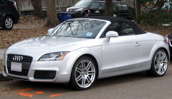 Audi TT Roadster 211 CH QUATTRO AMBITION LUXE S TRONIC 6 Essence
