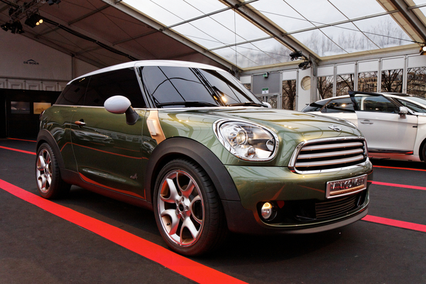 Mini Paceman MINI PACEMAN 190 CH ALL4 COOPER S PACK RED HOT CHILI II Essence
