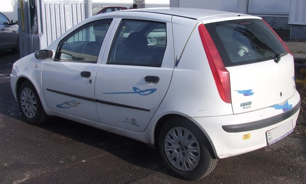 Fiat Punto 69 CH YOUNG Essence
