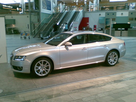 Audi A5 Sportback 190 CH AMBITION LUXE Diesel