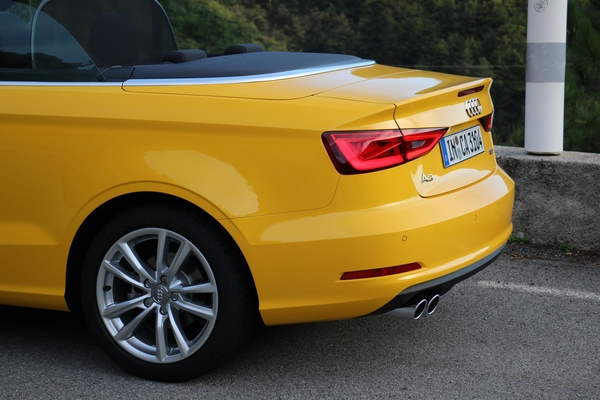 Audi A3 Cabriolet 150 CH AMBITION Diesel