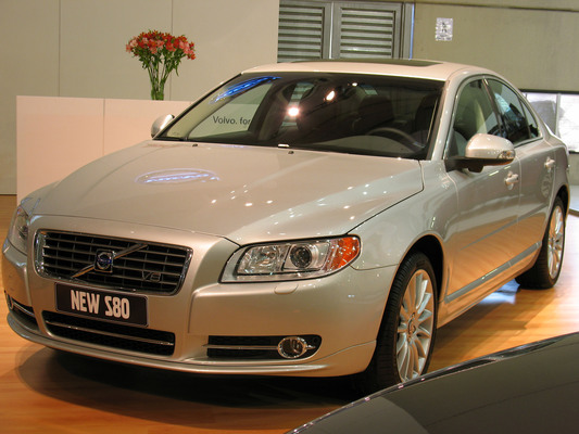 Volvo S80 S80 T6 AWD 304 CH SUMMUM GEARTRONIC A Essence