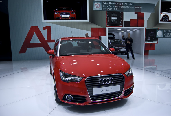 Audi A1 122 CH ATTRACTION S TRONIC Essence