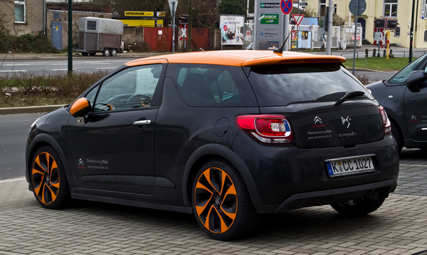 Citroën DS3 155 CH SPORT CHIC Essence