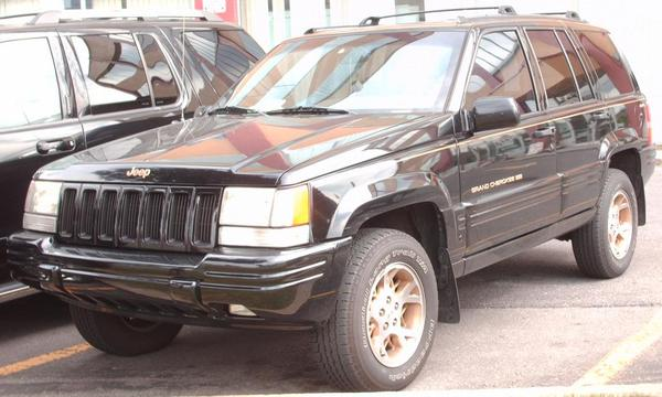 Jeep Grand Cherokee 250 CH SUMMIT A Diesel