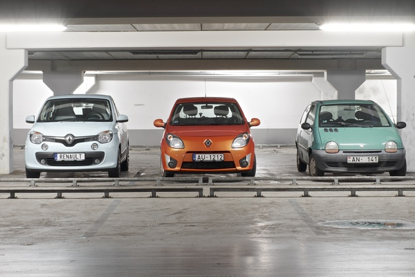 Renault Twingo 70 CH INTENS Essence