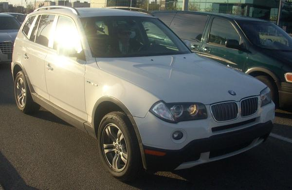 BMW X3 X3 XDRIVE30D 258CH LOUNGE PLUS A Diesel