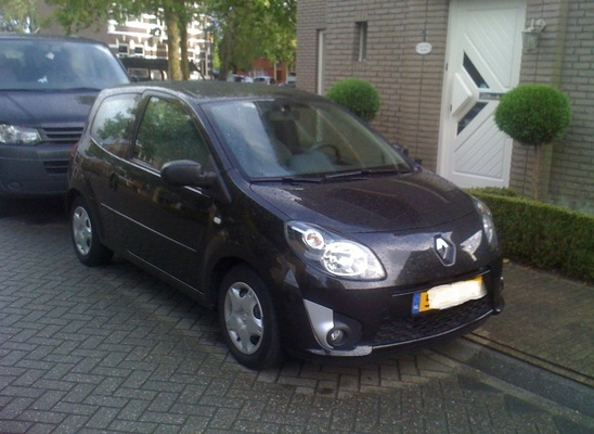 Renault Twingo 75 CH INTENS BVR5 Essence