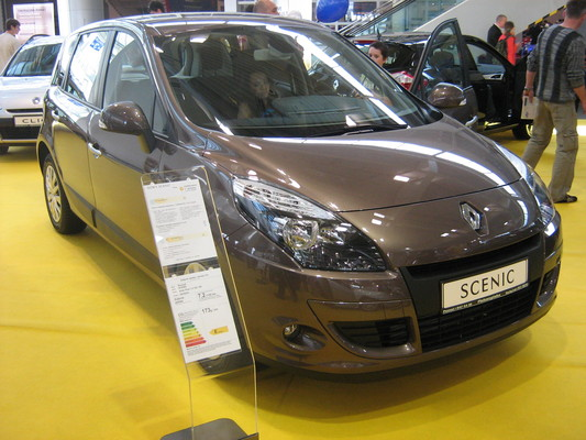 Renault Scenic 150 CH BOSE A Diesel