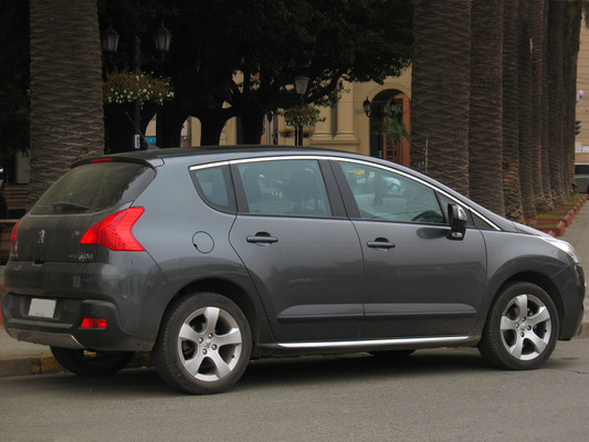 Peugeot 3008 3008 1.6 HDI 115CH FAP BVM6 ACTIVE OPTIONS Diesel