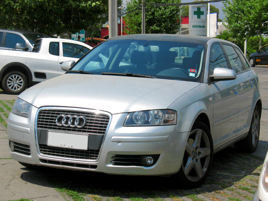 Audi A3 Sportback 105 CH ATTRACTION Diesel