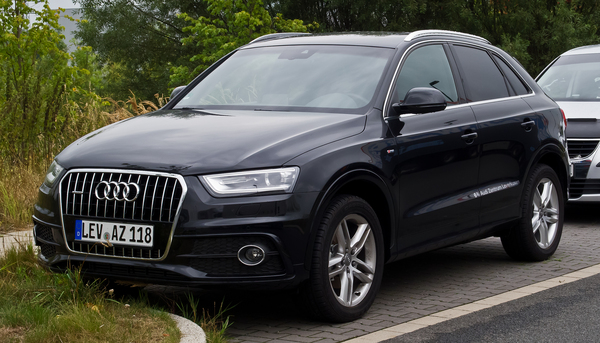 Audi Q3 211 CH QUATTRO ATTRACTION S TRONIC 7 Essence