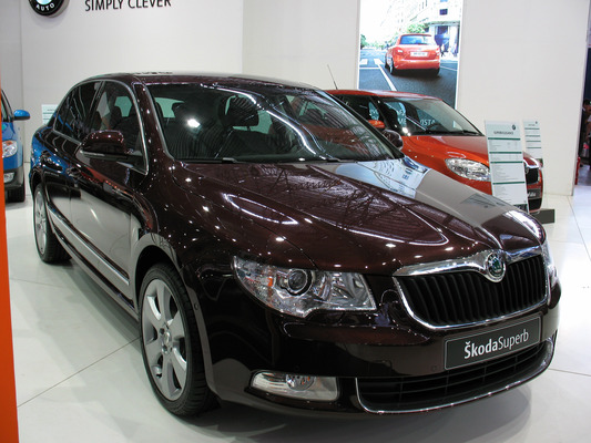 Skoda Superb 200 CH AMBITION DSG Essence