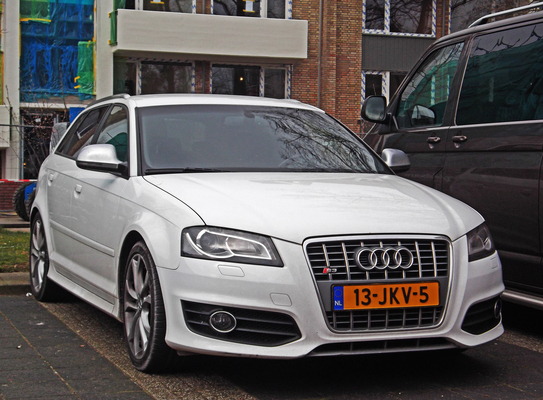 Audi A3 Sportback 110 CH ATTRACTION Diesel