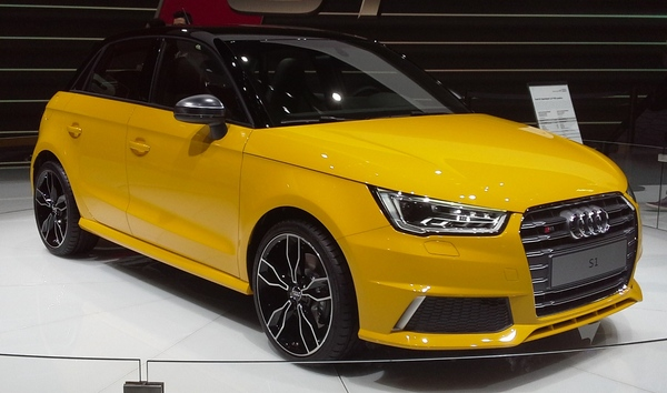 Audi A1 Sportback 122 CH ATTRACTION Essence