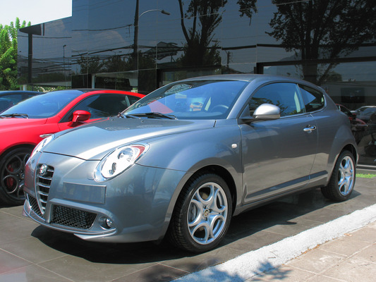 Alfa Romeo MiTo 105 CH EXCLUSIVE Essence