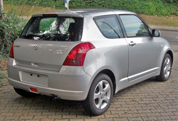 Suzuki Swift 94 CH PACK Essence