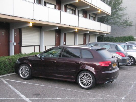 Audi A3 Sportback 110 CH AMBITION LUXE Diesel