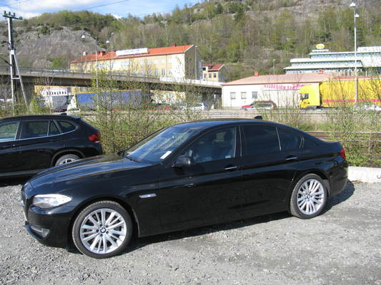 BMW 535 I 535I 306 CH LUXURY A Essence