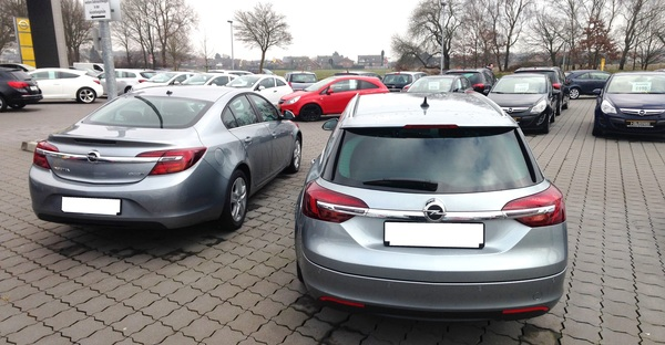 Opel Insignia Sports Tourer 140 CH EDITION Essence