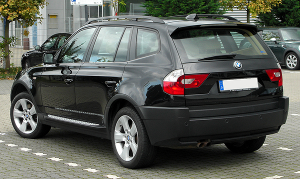 BMW X3 X3 SDRIVE20I 184CH LOUNGE A Essence