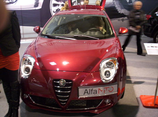 Alfa Romeo MiTo 78 CH DISTINCTIVE Essence