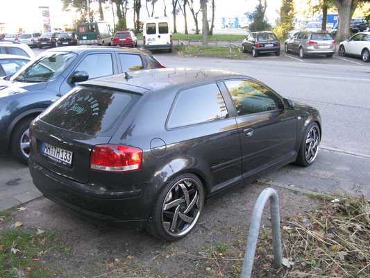 Audi A3 110 CH AMBITION LUXE S TRONIC 7 Diesel