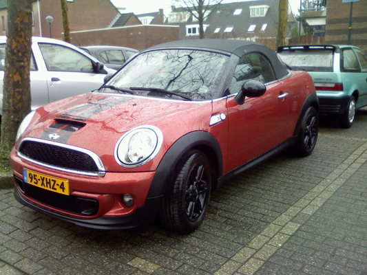 Mini Cooper Cabriolet MINI CABRIOLET 184 CH COOPER S PACK RED HOT CHILI Essence