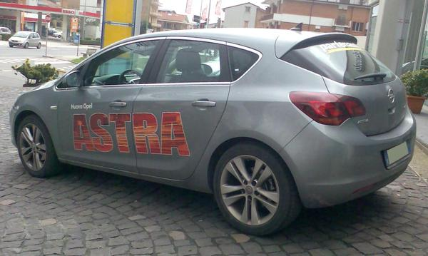 Opel Astra 120 CH COSMO Essence