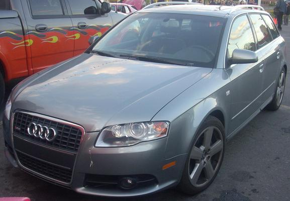 Audi A4 Avant 177 CH ATTRACTION Diesel