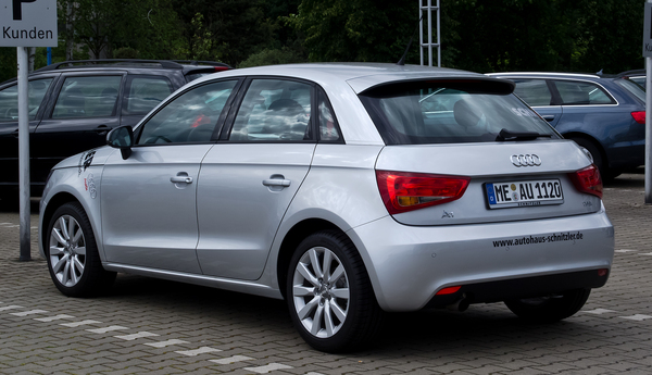 Audi A1 Sportback 105 CH ATTRACTION Diesel