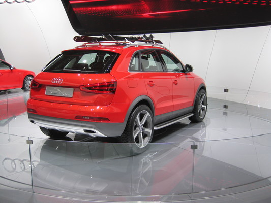 Audi Q3 140 CH QUATTRO ATTRACTION S TRONIC 7 Diesel