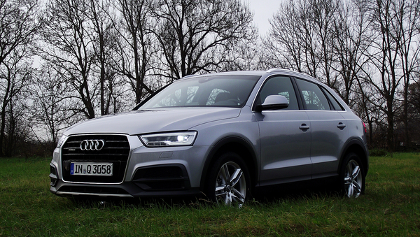 Audi Q3 177 CH QUATTRO ATTRACTION Diesel