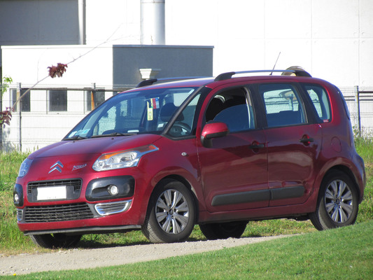 Citroën C3 Picasso 95 CH ATTRACTION Essence