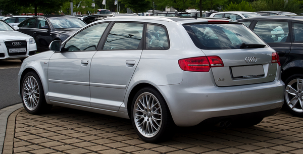 Audi A3 Sportback 110 CH ATTRACTION S TRONIC 7 Diesel