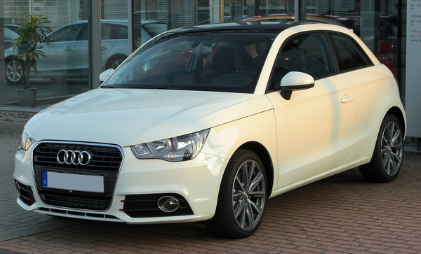 Audi A1 90 CH AMBIENTE S TRONIC Diesel