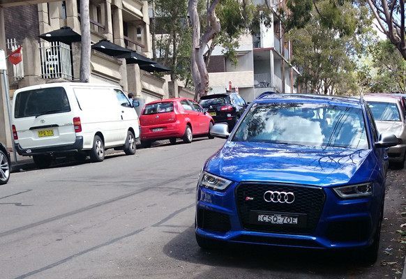 Audi Q3 140 CH QUATTRO ATTRACTION Diesel