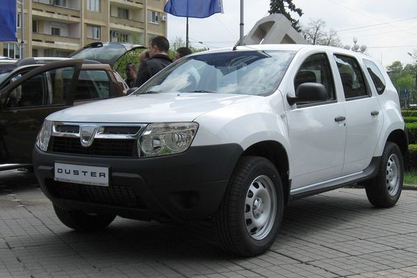 Dacia Duster 1.2 TCE 125 LAUREATE Essence